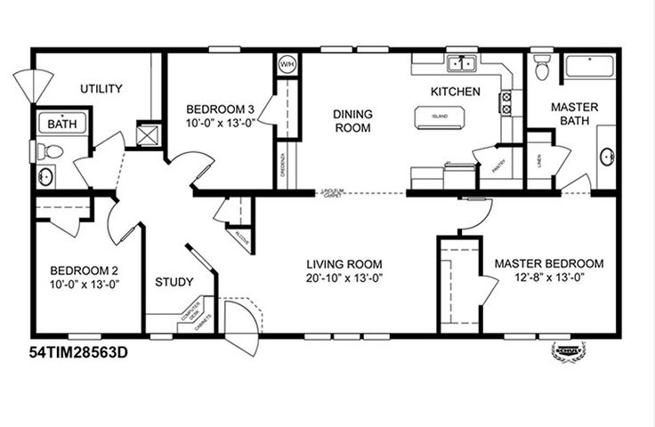 Manufactured Homes Wiring Diagrams 1999 in addition ManufacturedHomeFloorplan also 392587292494577027 further Home Design Double Wide furthermore 16 X 40 House Plans. on 2007 clayton mobile homes floor plans