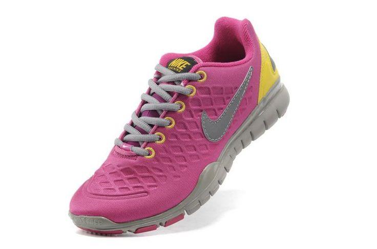 DrEE3 Nike Free TR Fit 2 Pink/Yellow/Grey