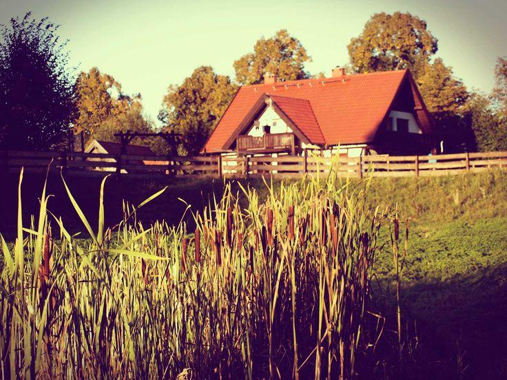 Siedlisko na Wygonie w Mazurskim Parku Krajobrazowym