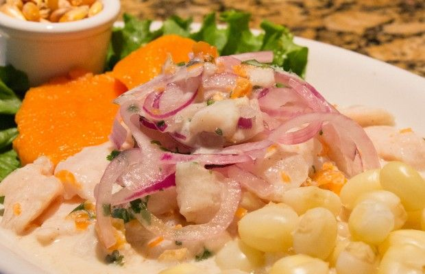 Peruvian Independence Day at Don Pedro's Peruvian Bistro July 28