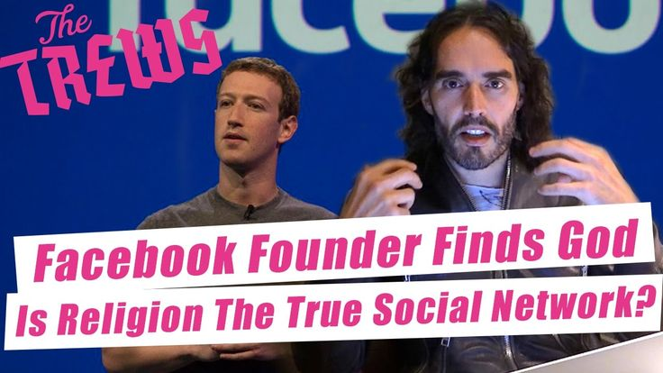 Facebook Founder Finds God - Is Religion The True Social Network? Russel...