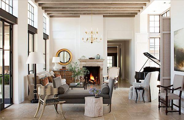 McAlpine Napa Valley interior. A Dutch inspired Baton-Rouge home