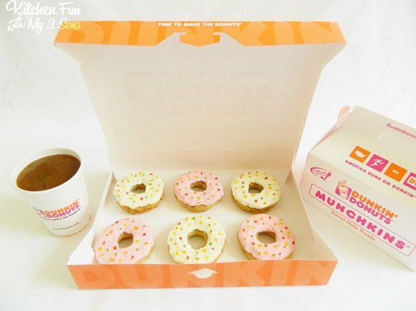 Meatloaf Dunkin Donuts | DUNKIN' DONUTS | Pinterest