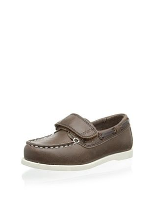 56% OFF Carter's Archie2 Boat Shoe (Toddler/Little Kid) (Brown/Ivory)