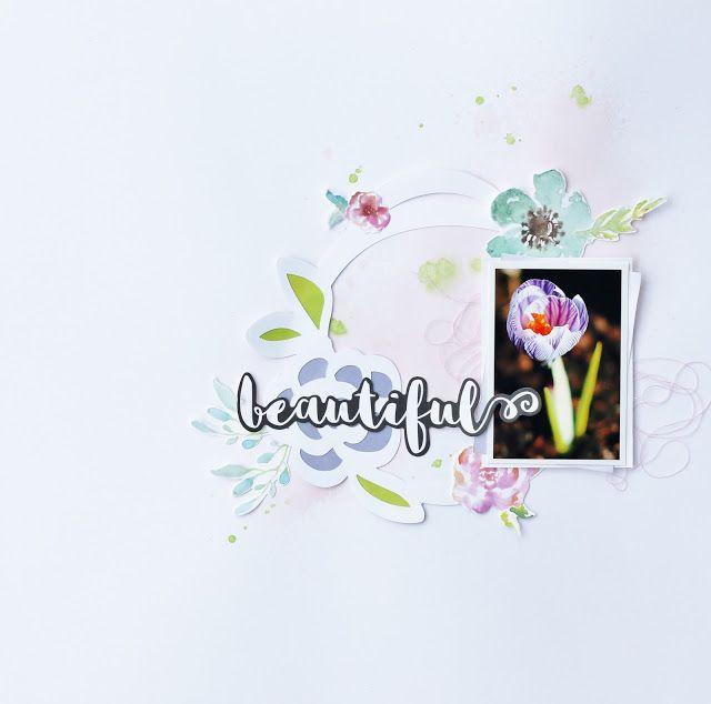Scrapat helt enkelt: Beautiful