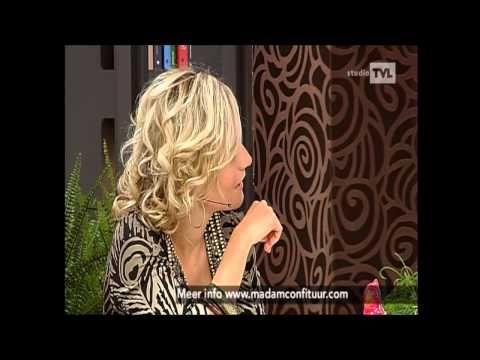 RABARBERCONFITUUR MET BANAAN EN APPELDIKSAP | MADAM CONFITUUR