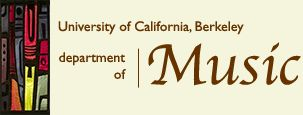 Department of Music, University of California, Berkeley