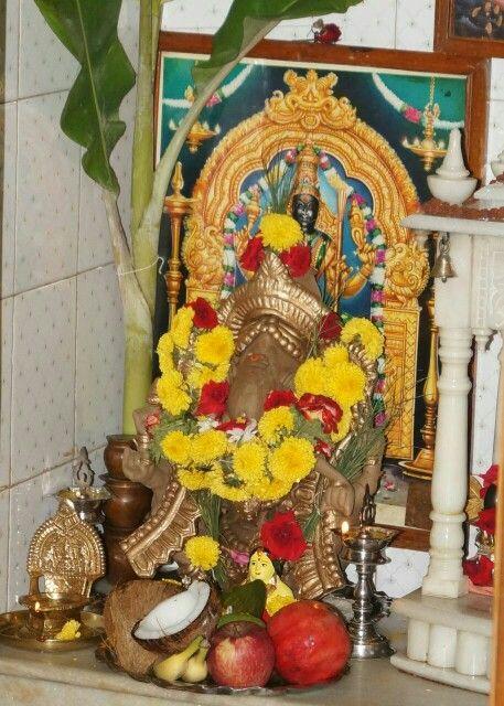 Eco friendly Ganesha
