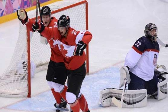 #Olympics: #Canada to face Sweden in men's hockey final Defending champ Canada reached their second-straight Olympic final, spoiling the #USA's perfect record and smothering their high-powered offence at the #SochiGames to set up a gold medal clash with Sweden. #Sports #News