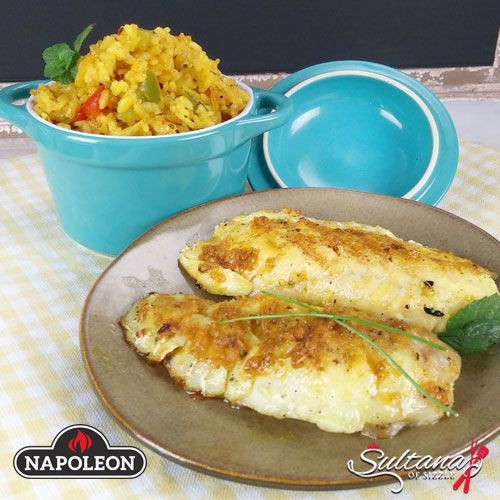 Grilled Haddock #bbq #grilling #recipe