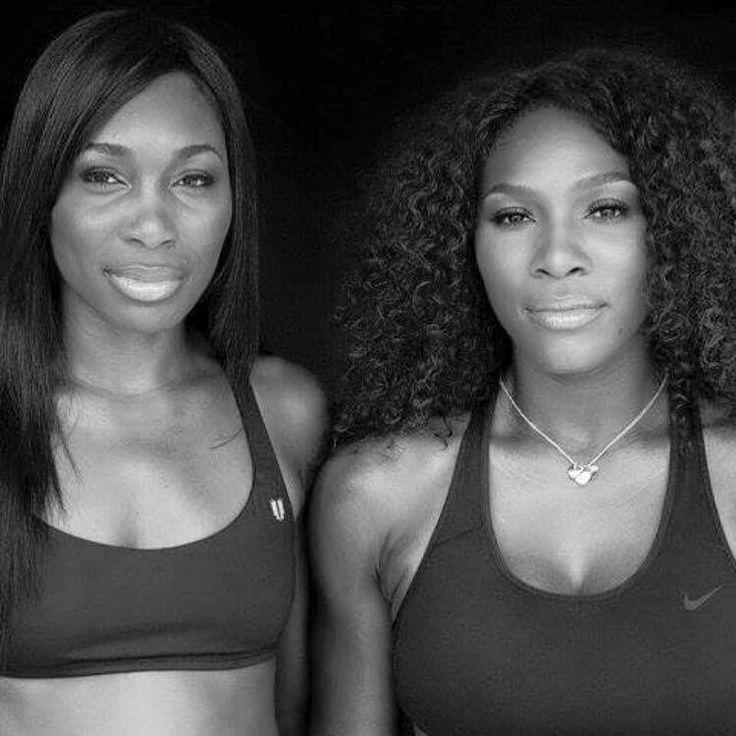 Strong Black Women & Tennis players/Entrepreneurs........Doing it!!!