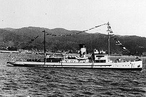 Colo Colo, minador (3ro), Uno de los cuatro buques construidos en Finlandia para el gobierno ruso en 1914 y comprado por Alemania después de la Primera Guerra Mndial. Comprado por Chile en Alemania en 1919 y reacondicionado como minador y barredor en 1920 en Astilleros Messr Samuel White P.& Co., Cowes, Inglaterra.