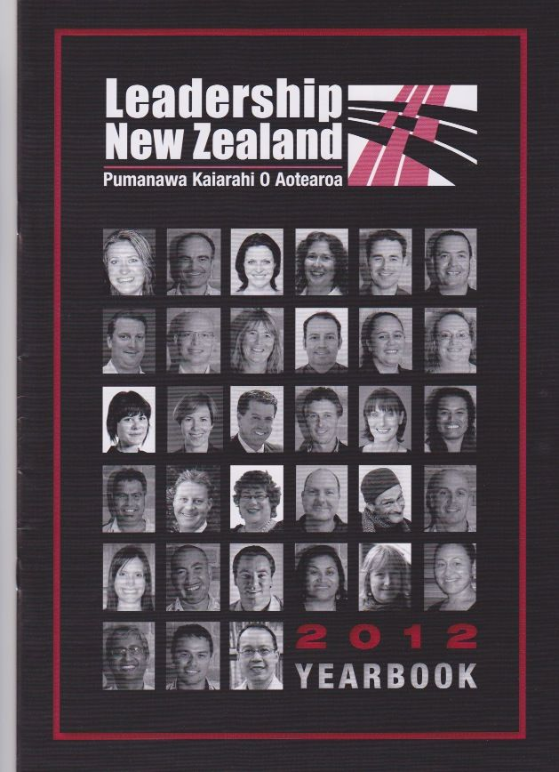Making sense of social media in a leadership context - Leadership New Zealand Alumni Retreat - LNZ Yearbook  2012