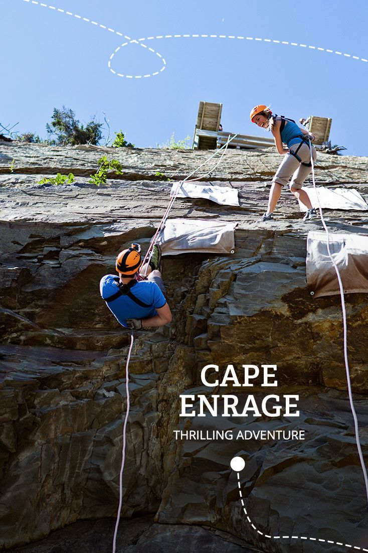 FundyTreasures & Tides Ride Road Trip stop #3 CAPE ENRAGE A beacon of adventure, Cape Enrage brings out the explorer in everyone. It features towering cliffs, a famous lighthouse and a number of family friendly activities.