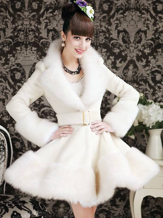 White Snow in winter❤ #ClubFactory has updated ladies fashion clothing of latest trend! :V      Come to Club Factory's Facebook Page for surprise❤