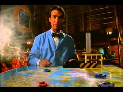 Bill Nye the Science Guy Pollution Solutions (Water Quality and Natural Resources Unit)