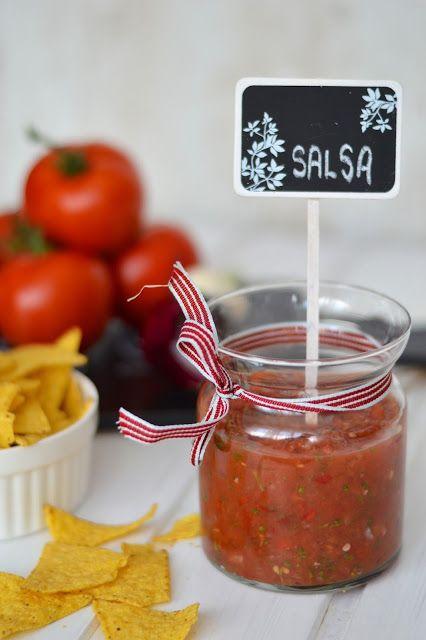 Tasty Life: Rajčatová salsa