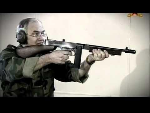 Пистолет-пулемет Томпсона – легенда Америки » Военное обозрение