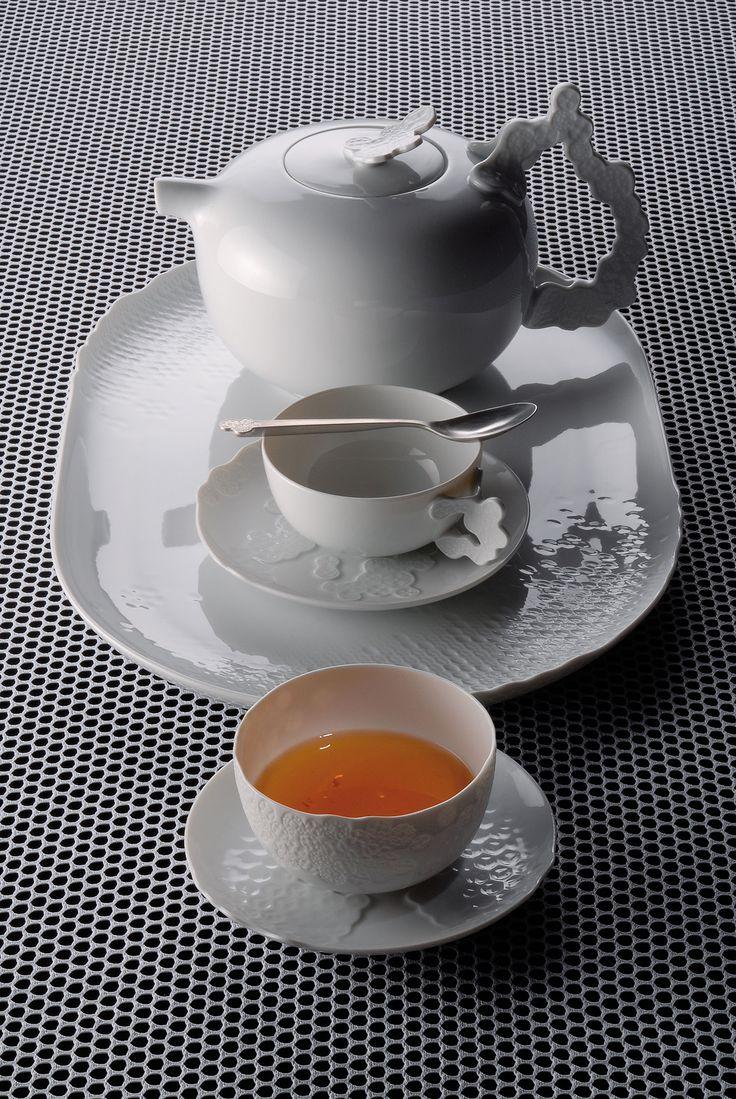 Purely Porcelain - Patricia Urquiola for Rosethal