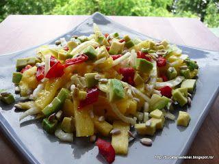 http://bucatariaelenei.blogspot.ro/2013/06/salata-cu-ananas-fenel-si-avocado.html