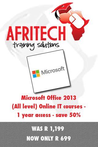 #Microsoft #IT #Training #Capetown