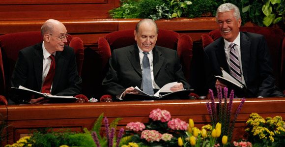 Follow October 2012 General Conference on News and Events - Church News and Events