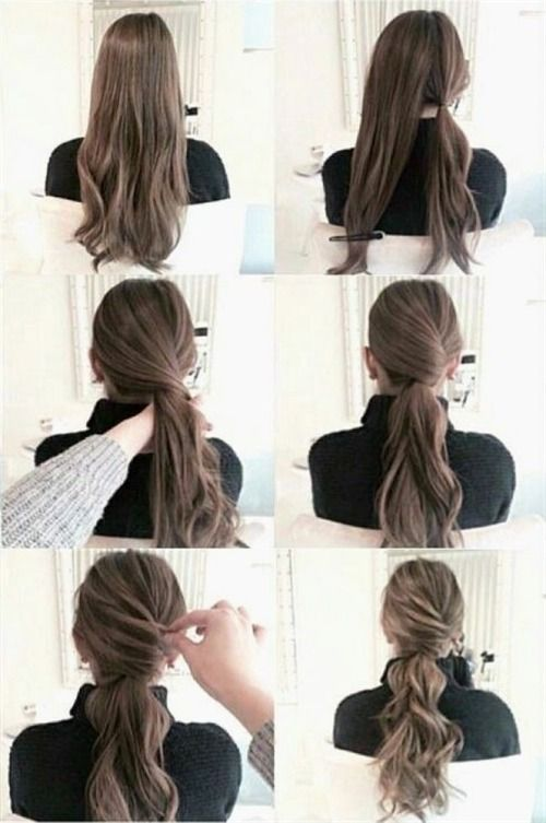 hairstyle | hairstyle in 2018 | Pinterest | Hair styles, Hair and Work hairstyle…
