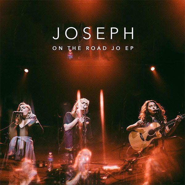 persona mia: Joseph - On The Road Jo EP