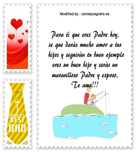 descargar mensajes bonitos para el dia del Padre,mensajes de texto para el dia del Padre: http://www.consejosgratis.es/bonitas-dedicatorias-para-padres-primerizos/