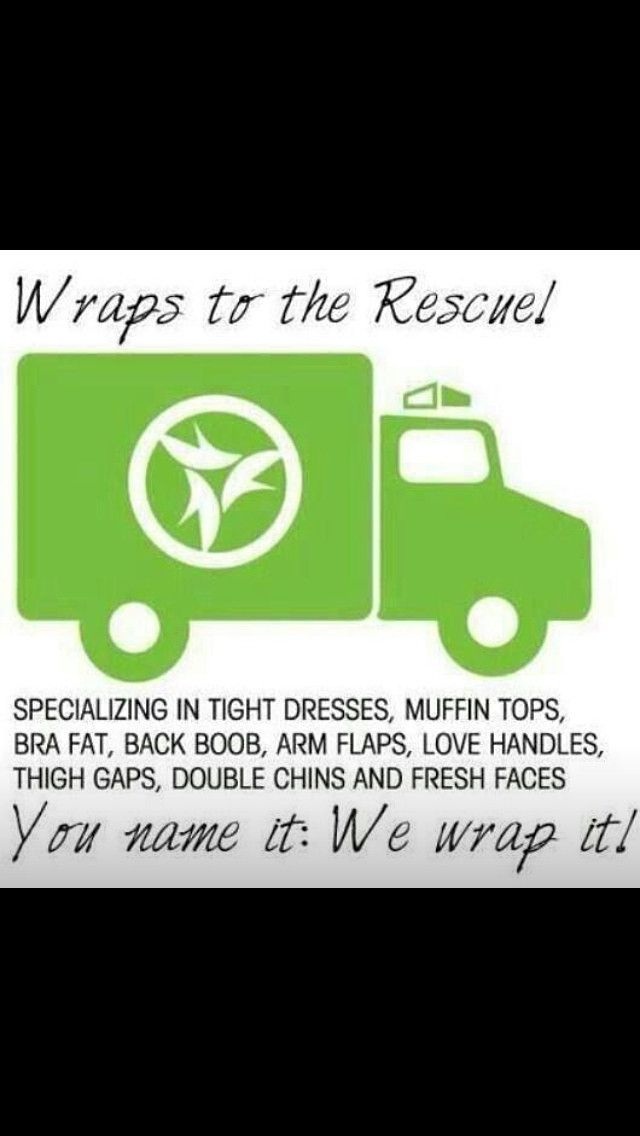 I've got all the wraps you'll need! Order today at www.crystalluvswraps.com get bikini ready in as little as 45 min just by detoxing your fat cells with these amazing wraps using all natural ingredients. Box of 4 wraps retails for $99 save by joining the loyal customer program and get that same box of 4 for only $59. What are you waiting for? Shed those extra inches today, wrap them away!