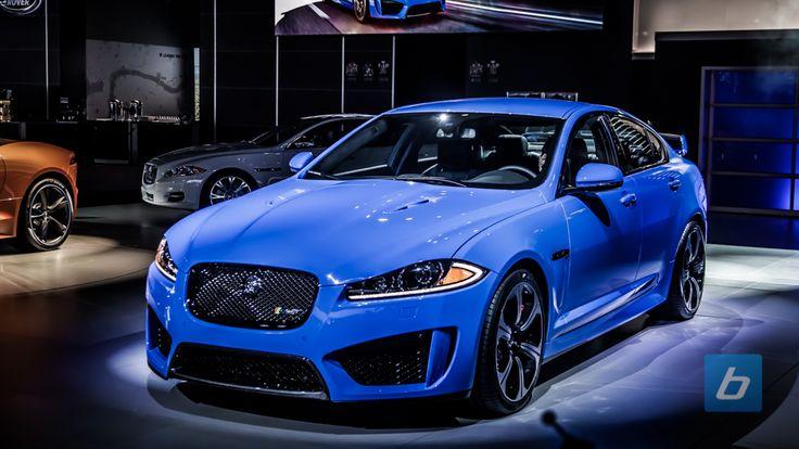 2014 Jaguar XF 2014 Jaguar XF RS – TopIsMagazine