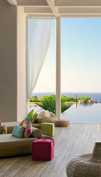 #Jetsetter Daily Moment of Zen: Kempinski Hotel Barbaros Bay in Bodrum, #Turkey