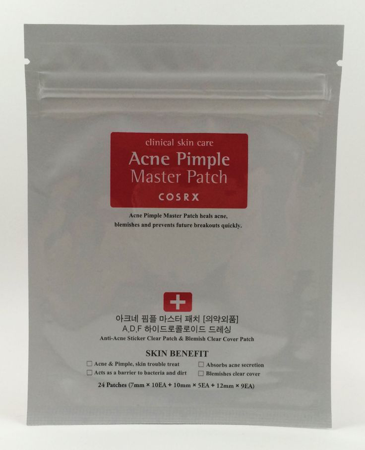 The Blemish Whisperer: Cosrx Acne Pimple Master Patch