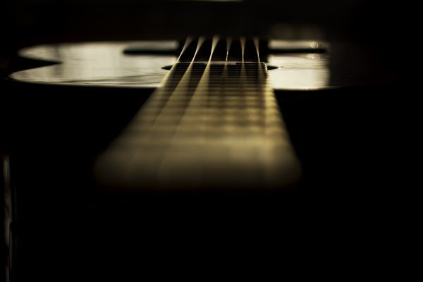 """Europa"" by Ingrid Beddoes on Displate #guitar #music #photography #closeup #displate"