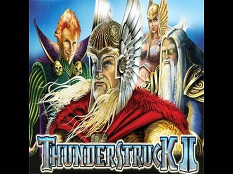 Thunderstruck II Online Slots Video - Excellent Slots