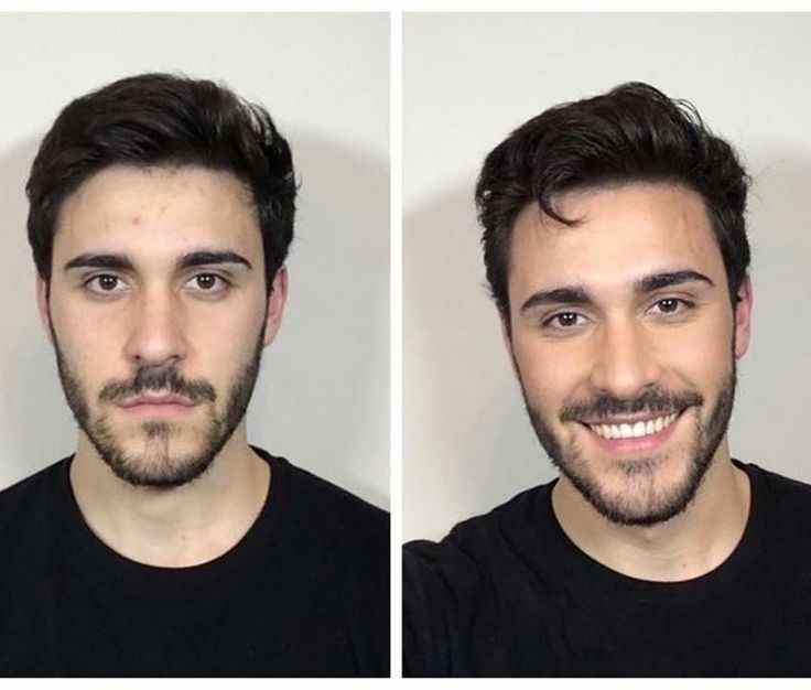 Natural Makeup for men / Grooming men For Every Day