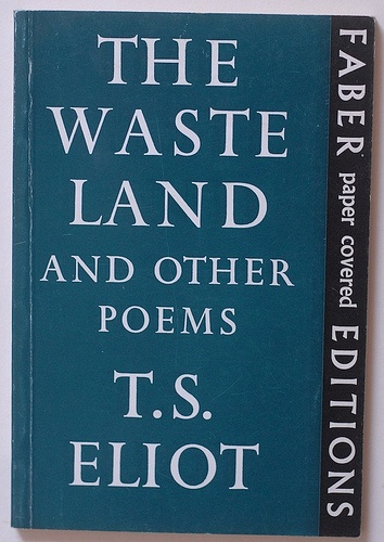 T.S. Eliot : The Waste Land