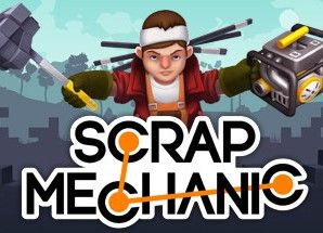 Scrap Mechanic sur PC