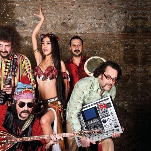 Baba Zula - Özgür Ruh by Hunizm - Listen to music