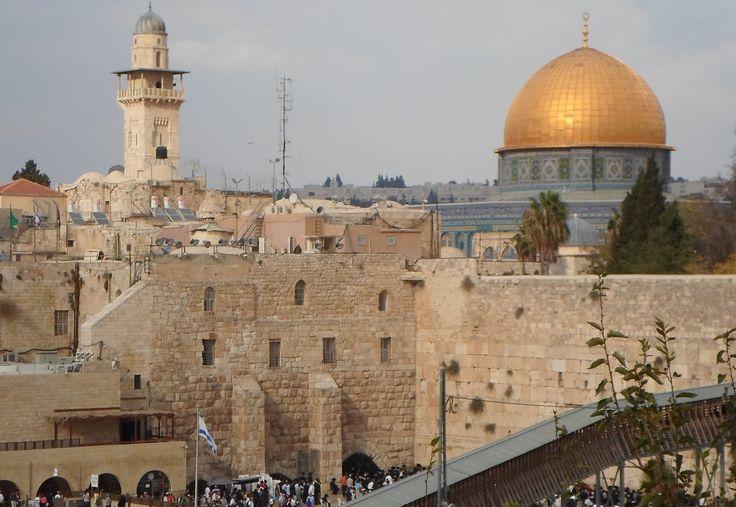 Viagem à Israel - Tabernáculos 2014