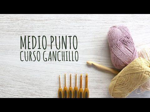 Artesania y manualidades Kutxiflor: Símbolos de puntos amigurumi y vídeo tutoriales