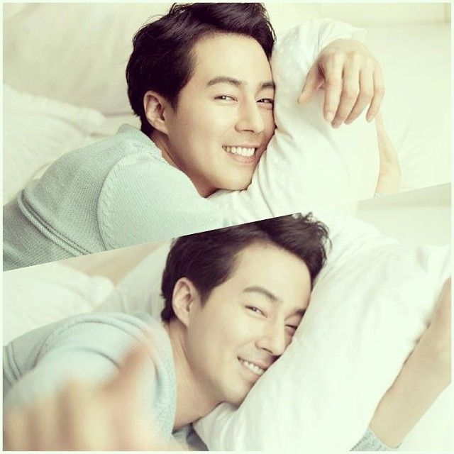 Jo In Sung  His Birthday is July 28th and mine is the 29th. Leos~