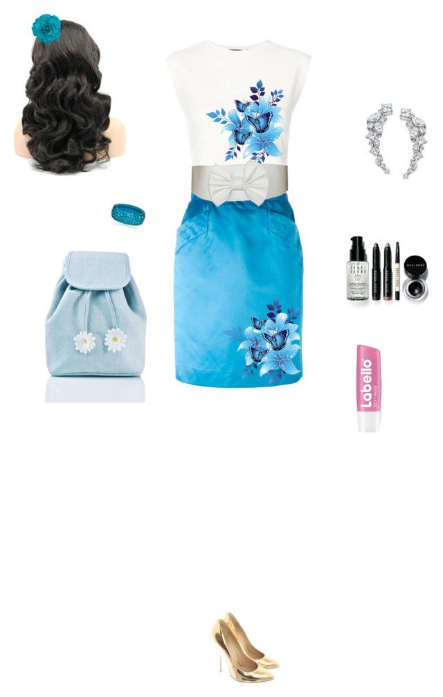 """""""Amanda Russell Council Student Day 2"""" by cynthiatorres-ii ❤ liked on Polyvore featuring Puma, Yves Saint Laurent, Giuseppe Zanotti, Stephen Collins, Swarovski, Bloomingdale's, Sugarbaby and Bobbi Brown Cosmetics"""