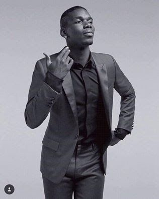 Is Paul Pogba really dancing Yahooze by Olu Maintain? Lol.   Manchester United player Paul Pogba dancing to -- Oh oh Yahoo! Oh oh Yahoozeee!! Lol...