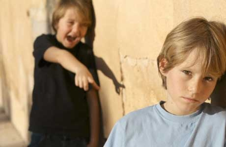 Bullying is when someone doing or saying things to have power over another person.