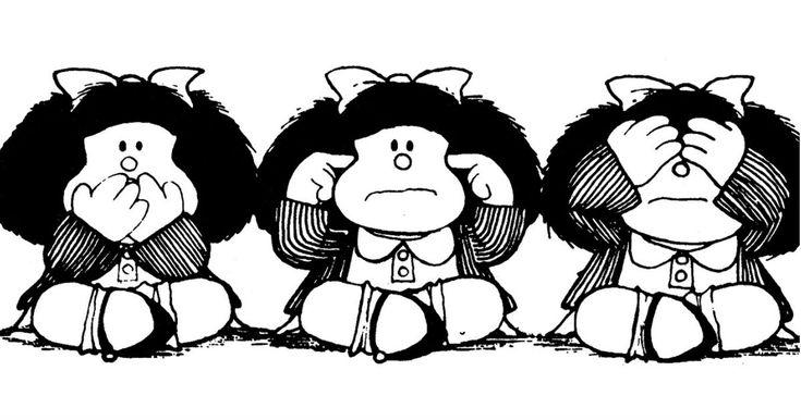 Cinco cosas de Mafalda que tal vez no sabías