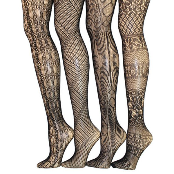 Women's Frenchic Fall Fishnet Tights in Regular and Plus Sizes Pack 1... ($22) ❤ liked on Polyvore featuring plus size women's fashion, plus size clothing, plus size intimates, plus size hosiery, plus size tights, intimates, socks & hosiery, fishnet pantyhose, fishnet hosiery and colorful stockings