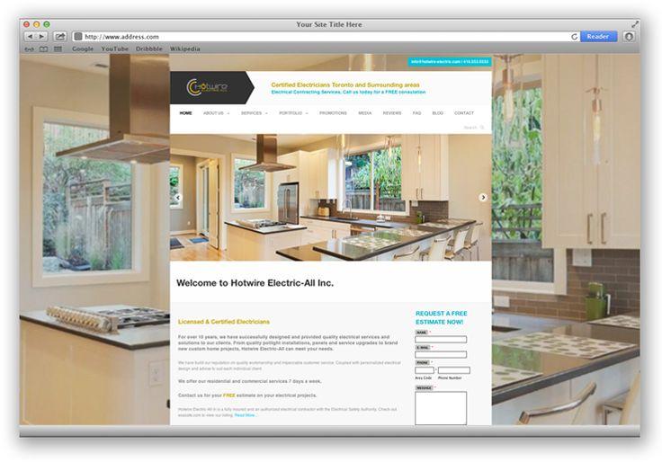 Web Design Portfolio | Other Industries | Toronto | Richmond Hill | North Toronto | www.magentadesign.ca