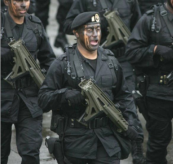Special Forces, Mexico