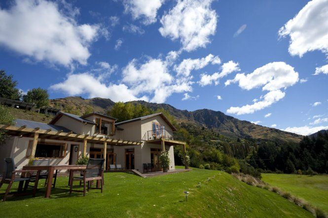 Canyons Lodge - Queenstown, New Zealand